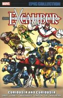 Excalibur Epic Collection 4 : Curiouser and Curiouser, Paperback by Davis, Al...