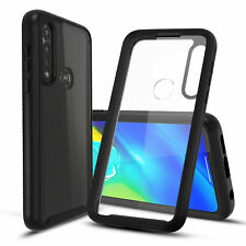 For Motorola Moto G Play Power Stylus (2021)Case with Built-in Screen Protector