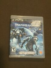 Sony PlayStation PS3 Video Game StarHawk Rated T