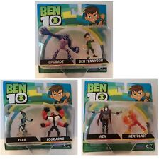 Ben 10 Set of 6 Figurines/Cake Toppers