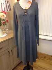 The Masai Clothing Company Grey Long Sleeves Dress Size-M New (VCR)