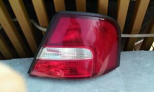 NISSAN ALTIMA TAIL LIGHT PASSENGER SIDE 2000, 2001