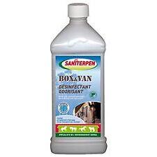Saniterpen Désinfectant Odorisant Box & Van 1l