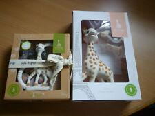 Sophie la Griraffe und Greifling weich Sophie la Giraffe