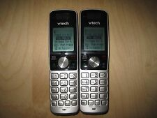 Lot of 2 Vtech Ds6321-3 1.9 Ghz Cordless Expansion Handset Phone