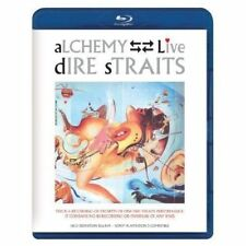 Dire Straits Alchemy BLU-RAY All regions NEW
