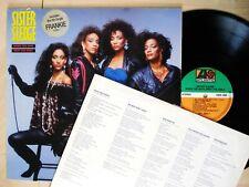 Sister Sledge When The Boys Meet The Girls LP Frankie Atlantic 781 255-1 1985 EX