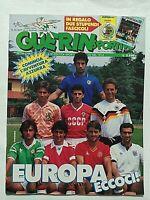 GUERIN SPORTIVO 23-1988 EURO 88 SANTILLANA VANENBURG COLAK INTER ZOFF MOSER