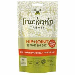 True Hemp Hip & Joint Treats For Dogs 50g