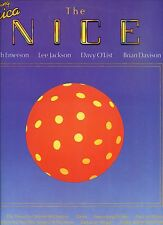 THE NICE same FEAT AMERICA UK EX LP