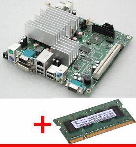Mini-Itx Motherboard D2703-A12 With 1 GB RAM CPU AMD 2100&SOCKET S1 FSC S500 M25