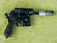 Luke Skywalkers DL44 Blaster ESB Star Wars 3D Model Kit Prop Replica