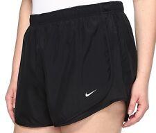 Womens NIKE Tempo shorts PLUS Size 3x 3xl xxxl Track running 22 24  ALL BLACK