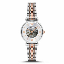 Brand New Emporio Armani Women's Automatic Stainless Steel Strap Watch AR1992