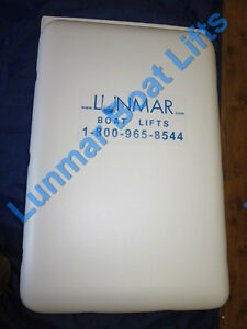 Lunmar Boat Lifts Motor Cover W/ SS Clips & Bolts