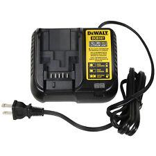 DeWalt - DCB107 - Lithium Ion Battery Charger 12V / 20V