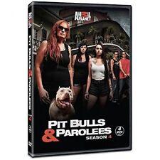 NEW Pit Bulls & Parolees: Season 4 Dvd (DVD)