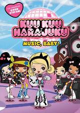 PRE ORDER: KUU KUU HARAJUKU: MUSIC BABY! - DVD - Region 1
