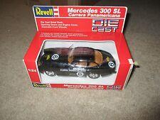 Revell Black Mercedes 300 SL Carrera Panamericana Diecast 1:24 Scale MIB