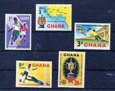Ghana Deportes Futbol Serie del año 1959 (CL-467)