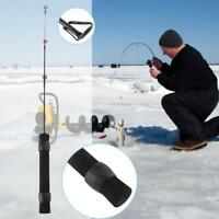 50cm Mini Handle Fishing Rod Pole for Winter Ice Sea Fishing Ultra-light Fishin