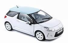 "Citroën DS3 ""White/Blue Boticcelli"" 2010 (Norev 1:18 / 181540)"