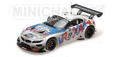 BMW Z4 GT3 (E89) Roal Motorsport 24h Spa 2015 #9 1:18 Minichamps  neu & OVP