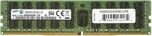 M393A2G40DB0-CPB 16GB DDR4 Reg ECC 2Rx4 (PC4 2133) RDIMM for Servers
