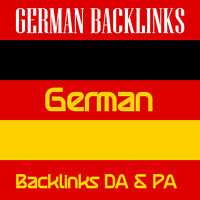 26 German Domain Authority Backlinks SEO - deutsche Backlinks DA&PA - SEO Brand