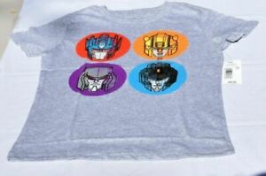 Transformers - Bumblebee Polka Bots Girls Kids T-Shirt (Size: 16/18) New