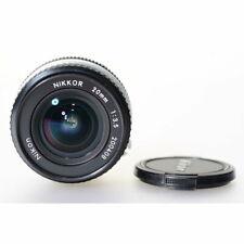 Nikon Ai Nikkor 3,5/20 Weitwinkel - 20mm 1:3.5 Wide Angle Lens