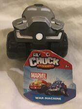 NEW Marvel Lil Chuck & Friends Silver Surfer Super Hero War Machine