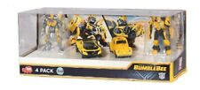 Dickie Made by Majorette Model Car Chevy Beetle Transformers Bumblebee 4 Pack