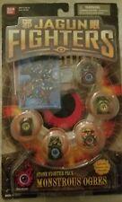 BAN-DAI Jagun Fighters Stoner Fighter Pack Monstrous Ogres Sealed New 12161