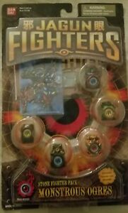 BAN-DAI Jagun Fighters Stoner Fighter Pack Monstrous Ogres Sealed New 12161