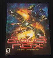 Big Box Variant 2001 Aqua Nox PC Game CD-Rom Windows 95/98 Tested Rare