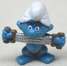 Schleich® Schlumpf Fitness Puffi Pitufo Schtroumpf Smurf™(Nr.478)