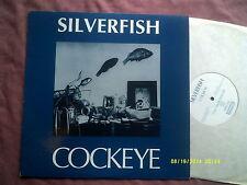 SILVERFISH-COCKEYE 1989 LP
