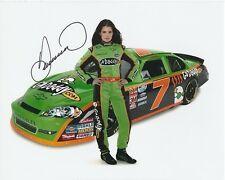 Danica Patrick Signed Autographed 8x10 NASCAR Photograph