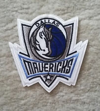 NBA Patch Aufnäher Dallas Mavericks ca. 9,5 x 9,5 cm