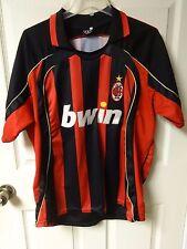 Vintage AC Milan KAKA # 22 Futbol Soccer Jersey Men Large Official Merch