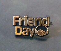 Ultimate FRIENDS.FOREVER THICK /& GIN Enamel Friend  Present Pin Badge FREE P/&P