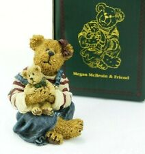 Boyds Bears & Friends Megan McBruin & Friend Bear Hugs #228428