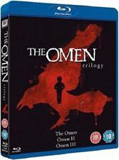 Omen Trilogy Omendamien Omen 2omen 3 Final Conflict Blu-ray 1976