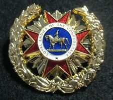 Loyal Ladies of the Confederacy Brooch - Non-Civil War Confederate States Medal