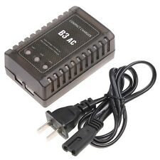 B3 AC 2S-3S 7.4V 11.1V Lipo Battery Balancer Charger 110V-240V
