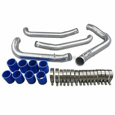 CXRacing Aluminum Intercooler Cold Pipe Piping Kit For 90-96 Nissan 300ZX Z32