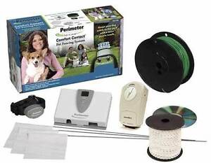 Perimeter Deluxe Comfort Contact Dog Fence System 20Ga/In-Ground Dog Fence