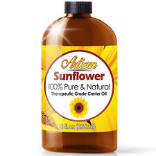 Artizen Sunflower Carrier Oil (100% PURE & NATURAL - UNDILUTED) - 8oz