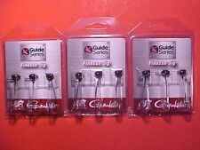 3 PACKS Gamakatsu G.S. 1/8 oz Football GRN PUMP Shakey Head JIGS -New Screw Lock